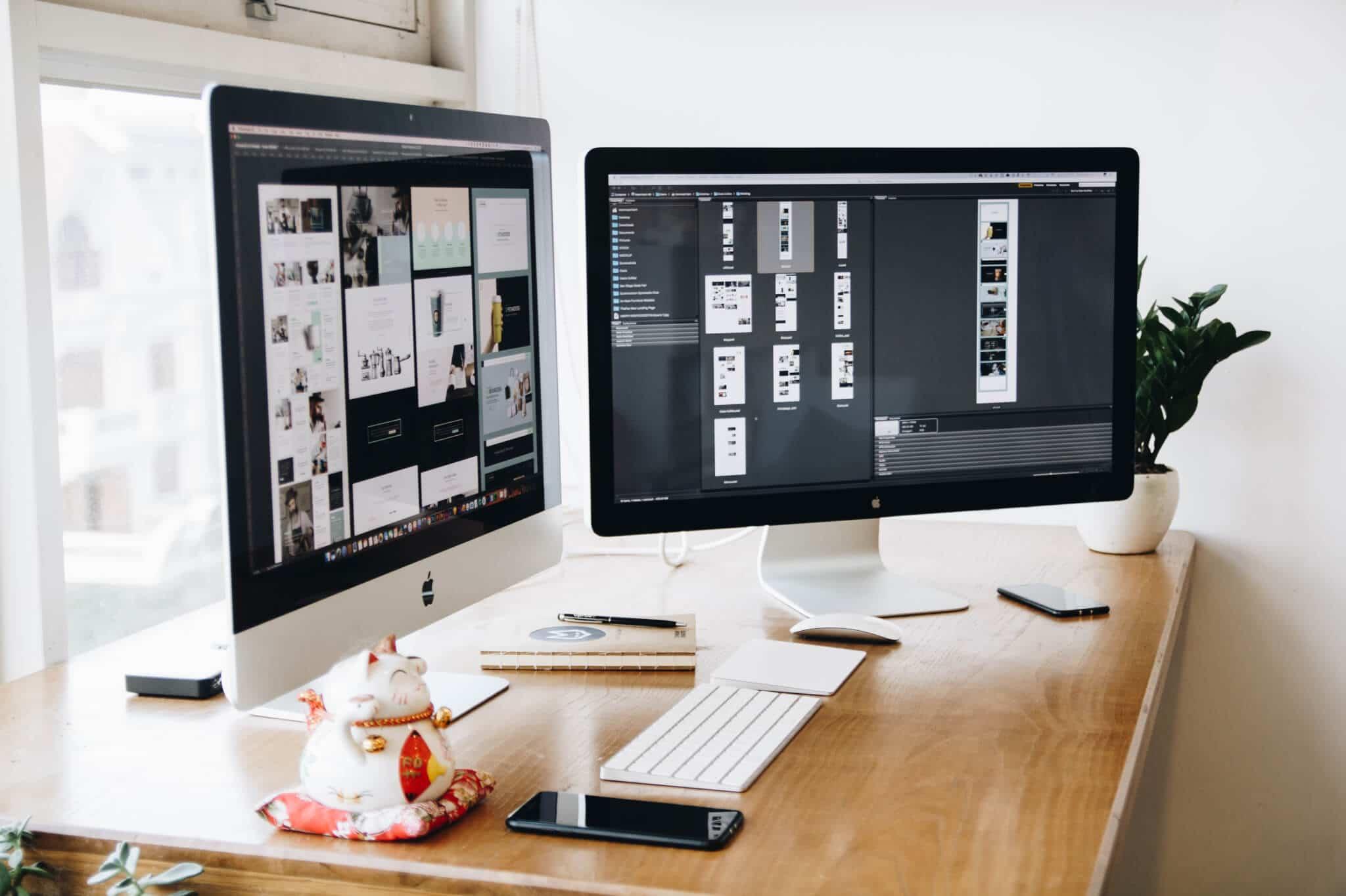 Afbeelding Kies bewust een WordPress thema of laat je website op maat bouwen