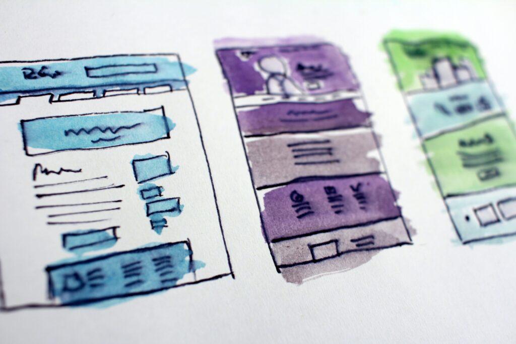 Mobile Design WordPress Website