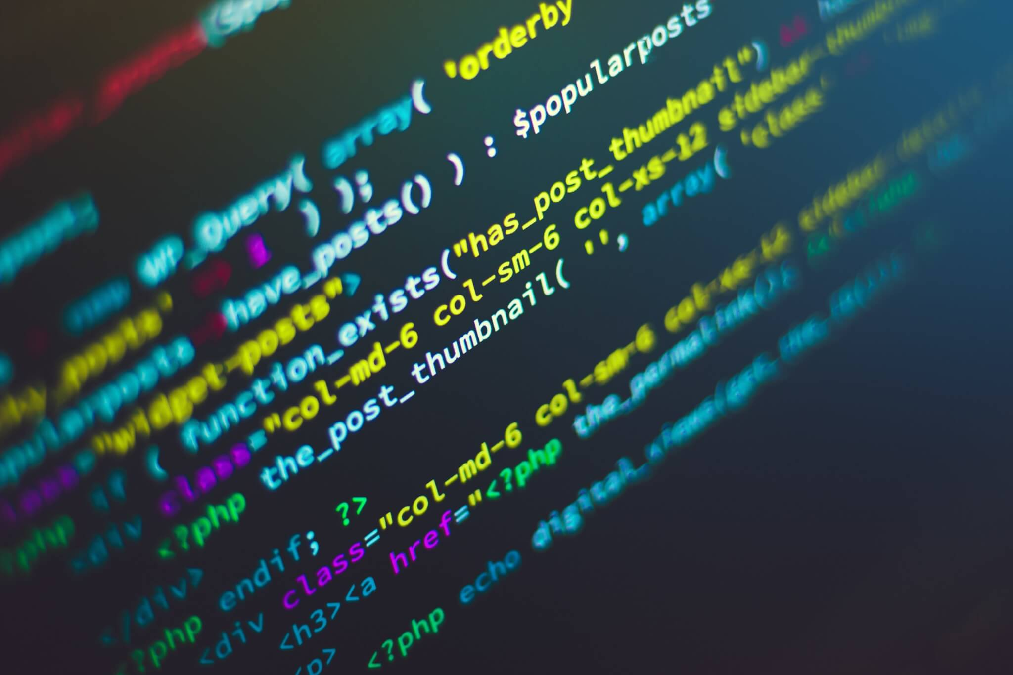 Afbeelding WordPress PHP shortcodes