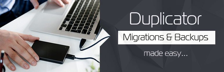 Duplicator WordPress migratie plugin