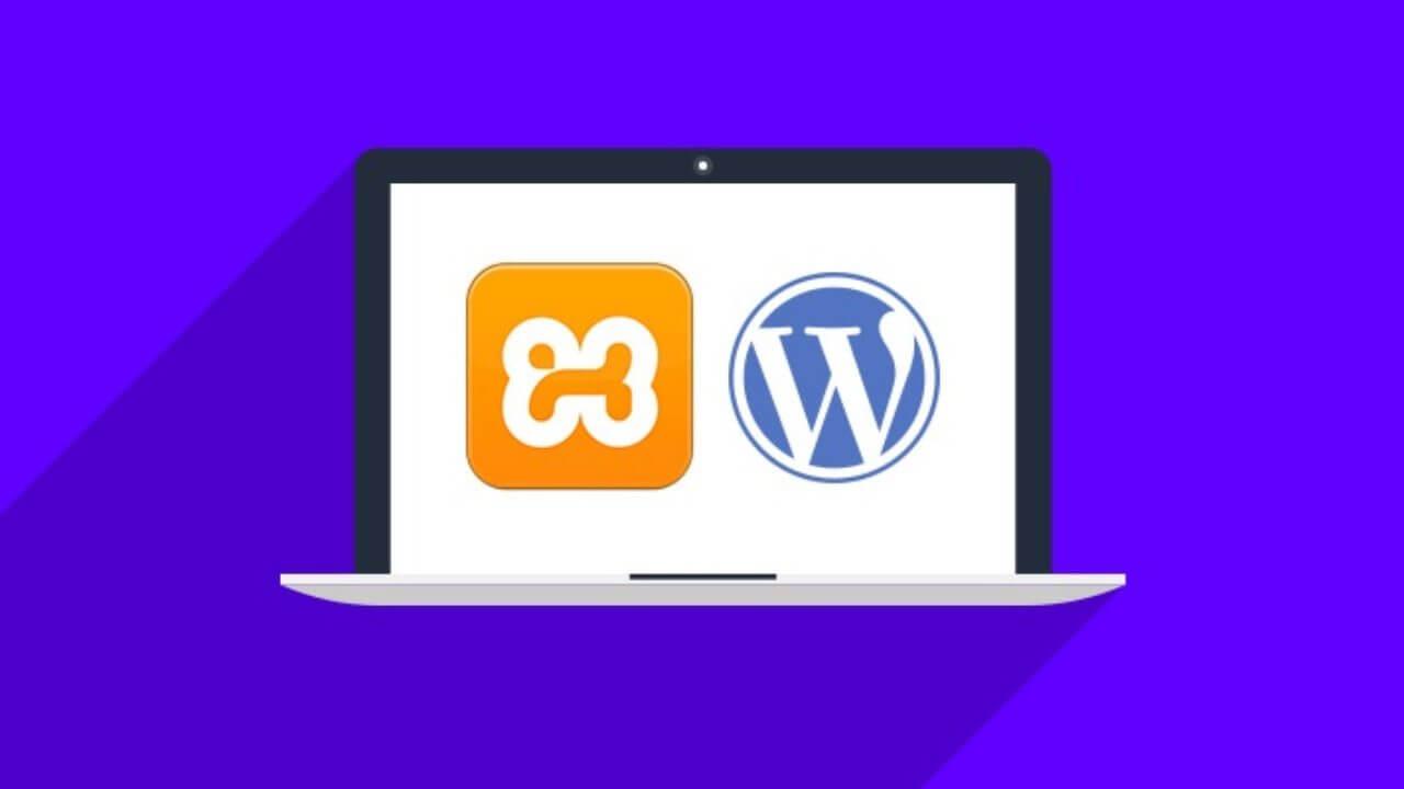 Afbeelding WordPress lokaal installeren (XAMMP localhost)