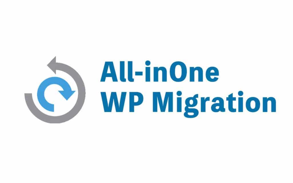 All-inOne WordPress Migratie