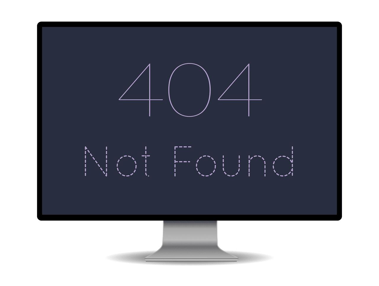 Afbeelding 404 foutmelding in WordPress snel oplossen