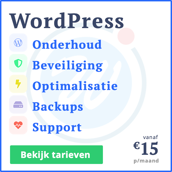 SEO WordPress Onderhoud
