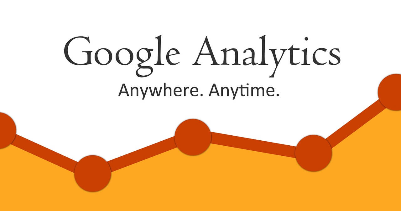 Afbeelding Google Analytics in WordPress