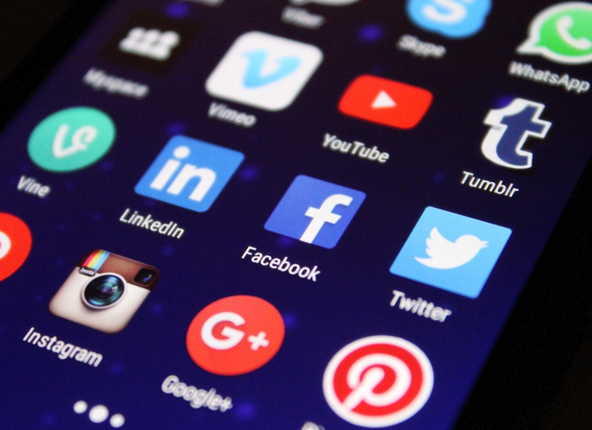 Afbeelding Beste 10 social media plugins in WordPress