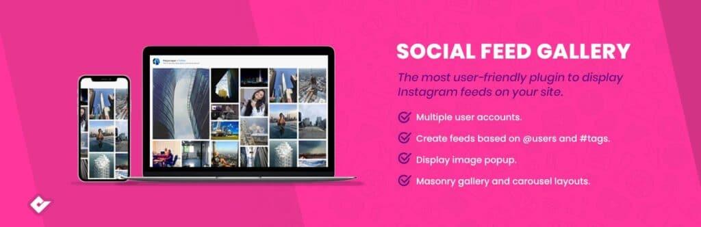 Social Feed Gallery plugin