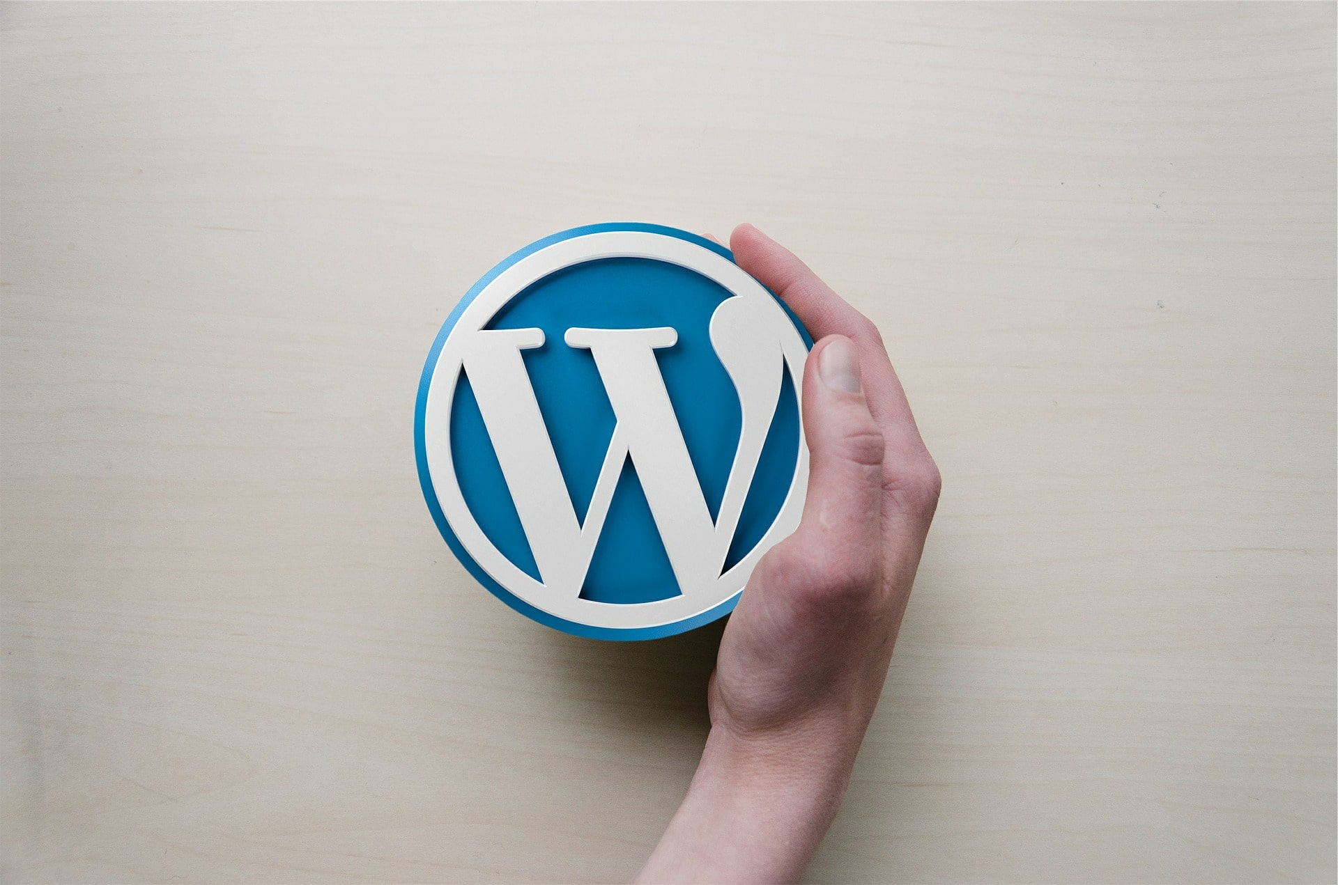 Afbeelding Favicon instellen op je WordPress website