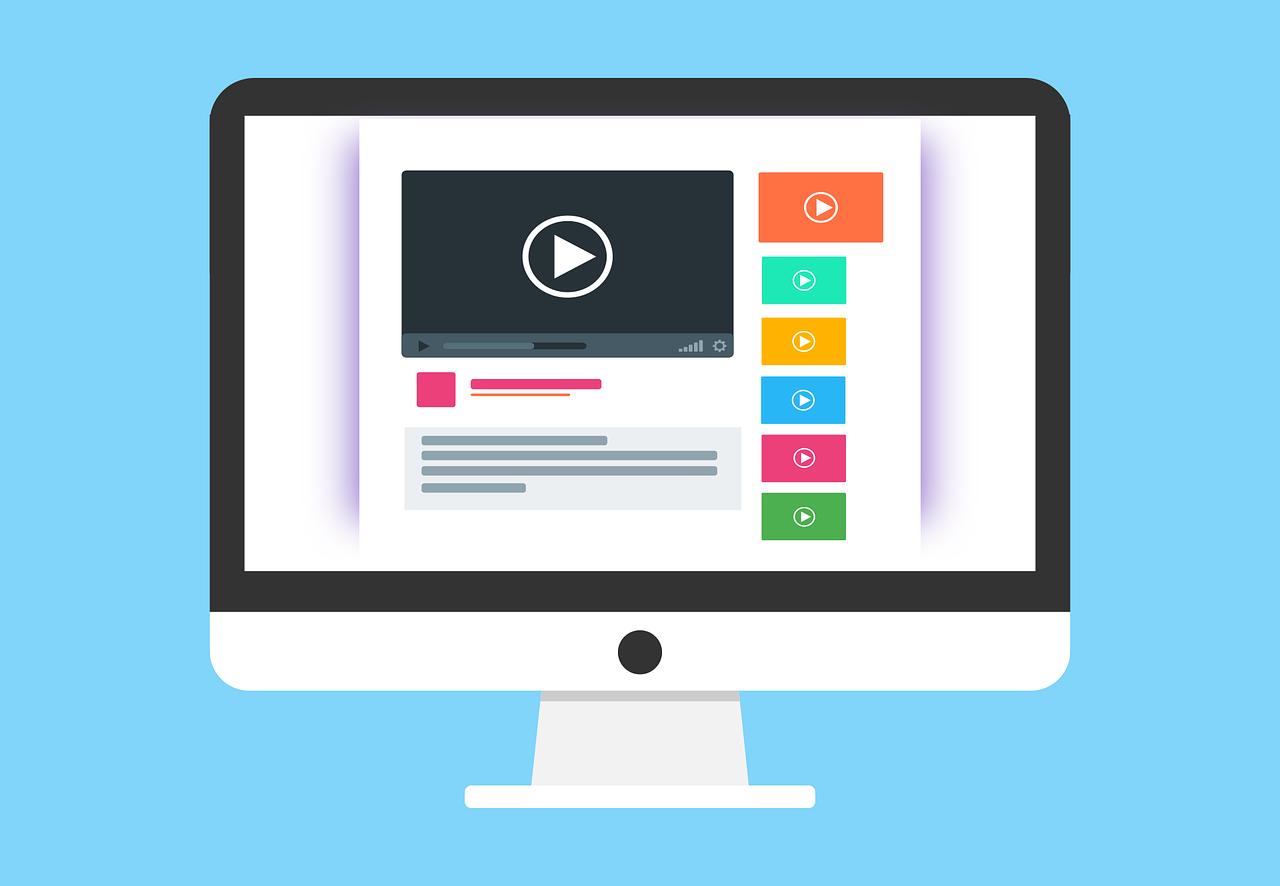 Afbeelding YouTube video embed op WordPress websites